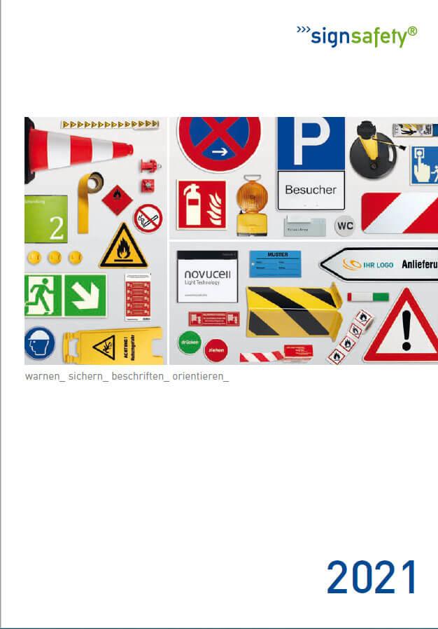 signsafety Katalog Cover